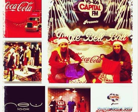 Capital's JBB - New Look Highcross