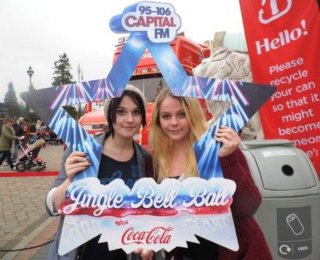 Coca-Cola Truck @  Trafford Centre