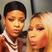 Image 6: Rihanna and Nicki Minaj pose together