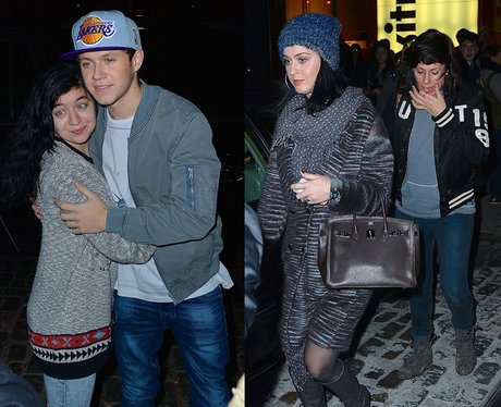 Katy Perry and Niall Horan go out for dinner