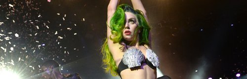 Lady Gaga Jingle Bell Ball 2013 live