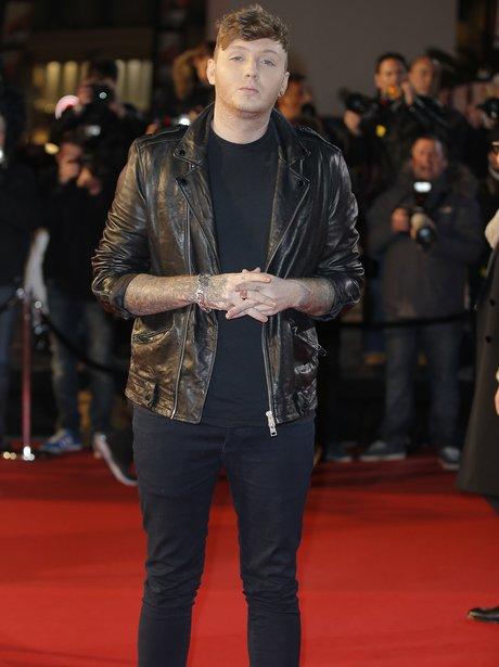 James Arthur at the NRJ Music Awards 2013