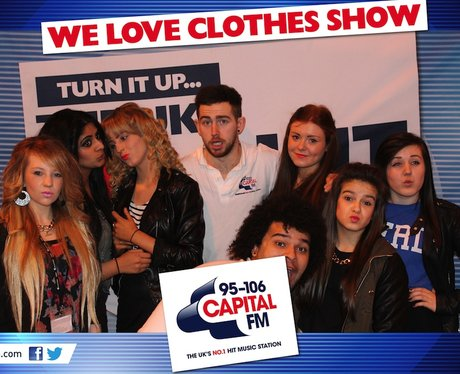 The Best Of Clothes Show Live