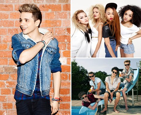 The Vamps, Elyar, Neon Jungle