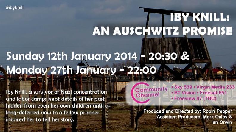 Auchwitz promise film