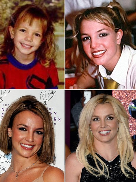Celebrity Transformations: Britney Spears