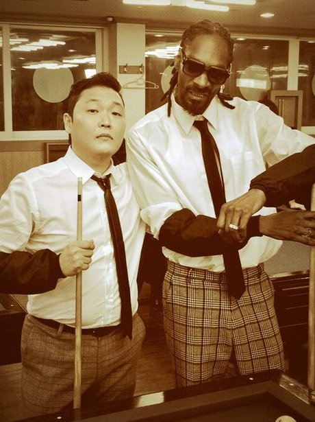 PSY and Snoop Dog