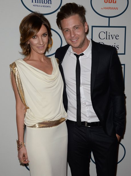 Ryan Tedder And Wife Genevieve Tedder Pre-Grammy A