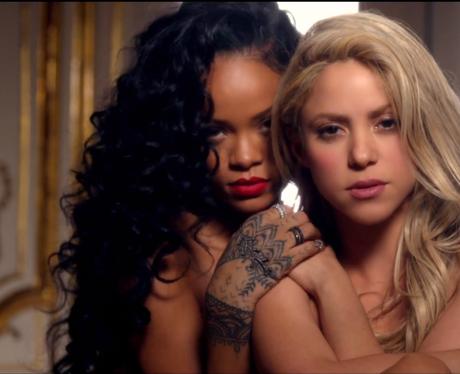 Shakira and Rihanna 'Can't Rem