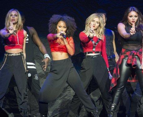 Little Mix support Demi Lovato on tour