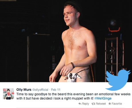 Olly Murs Twitter Highlights