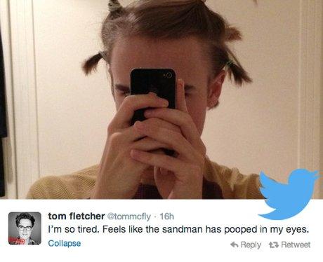 Tom Fletcher Twitter Highlights