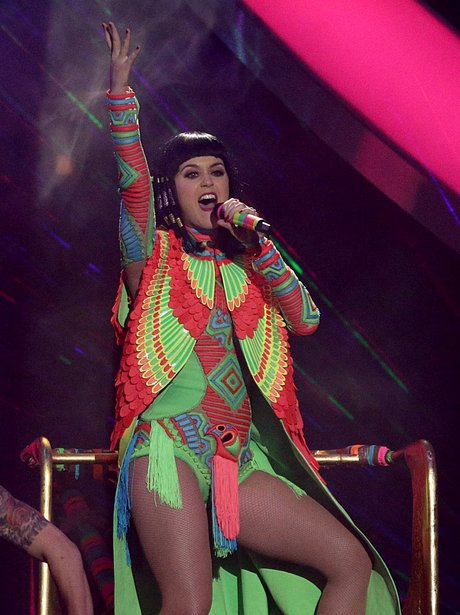 Katy Perry BRIT Awards 2014 Performance