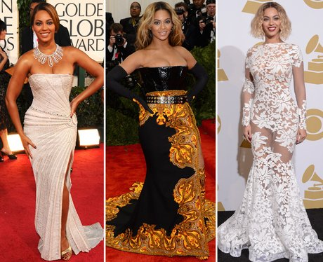 Beyonce: Get The Look