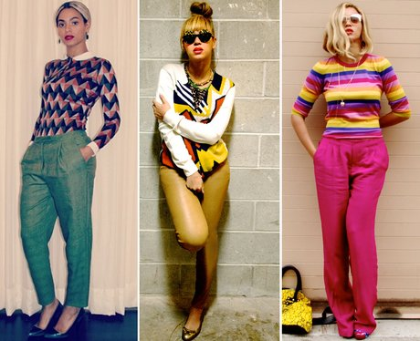 5. Casual Wear - Beyonce's Fashion Style: Get The 'XO ...