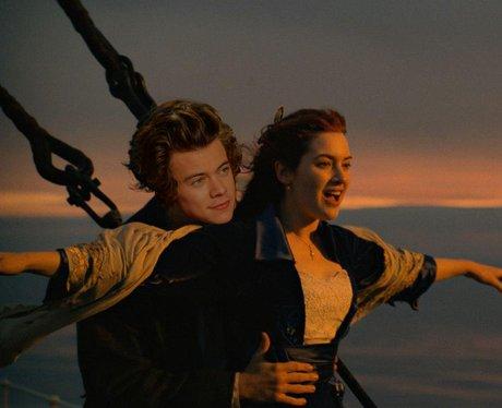 Harry Styles Film Roles: Titanic