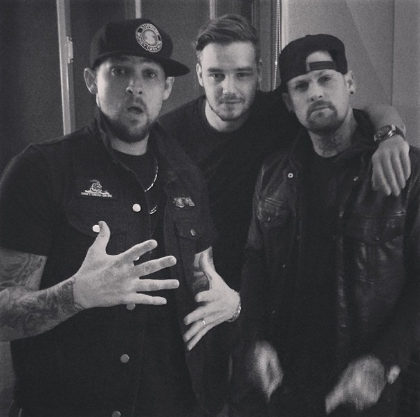 Liam Payne And Good Charlotte