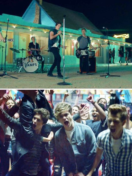 The Vamps Videos