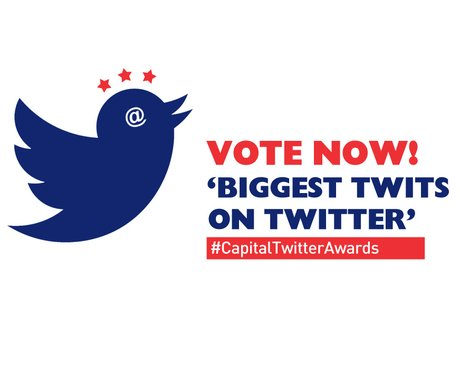 Twitter Awards 2014: Biggest Twits On Twitter
