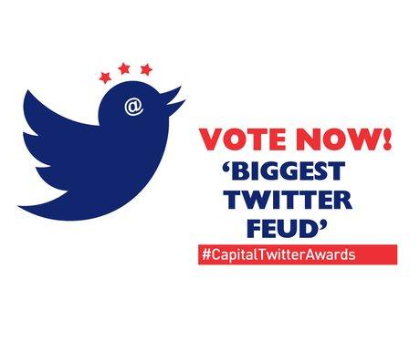 Twitter Awards 2014: Biggest Twitter Feud