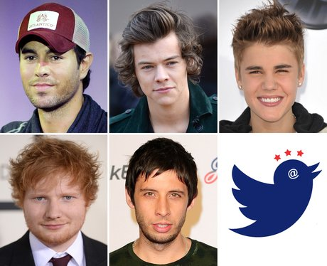Twitter Awards 2014: King Of Twitter nominations
