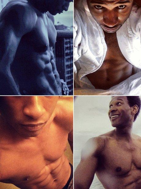 Sexy Selfies: Usher