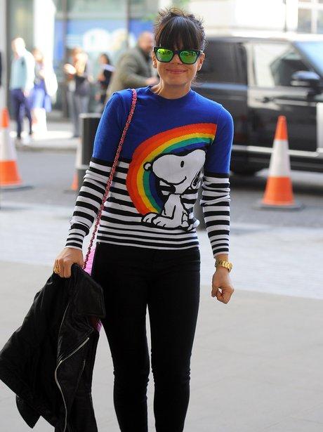 Lily Alen Rainbow Top
