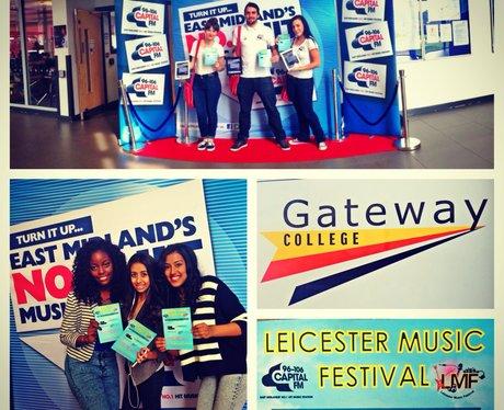 LMF at Gateway College