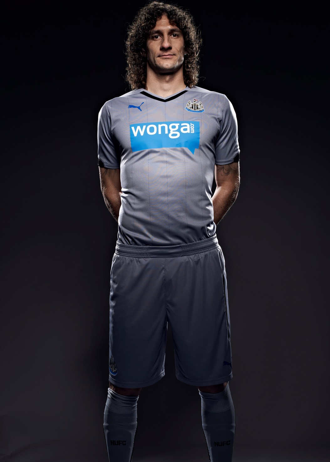 Newcastle United away kit 2014/15