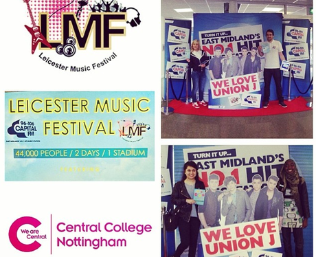 LMF at Central College Nottingham