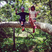 Image 9: Taylor Swift and Kelly Osbourne Tree
