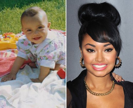 ok its official little mixs leighanne pinnock was