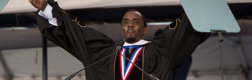 Sean 'Diddy' Combs  Howard University's