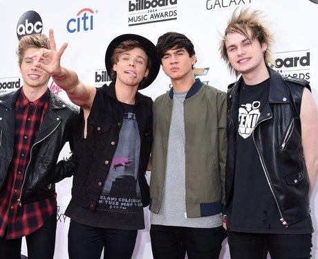 5 Seconds Of Summer Billboard Music Awards 2014