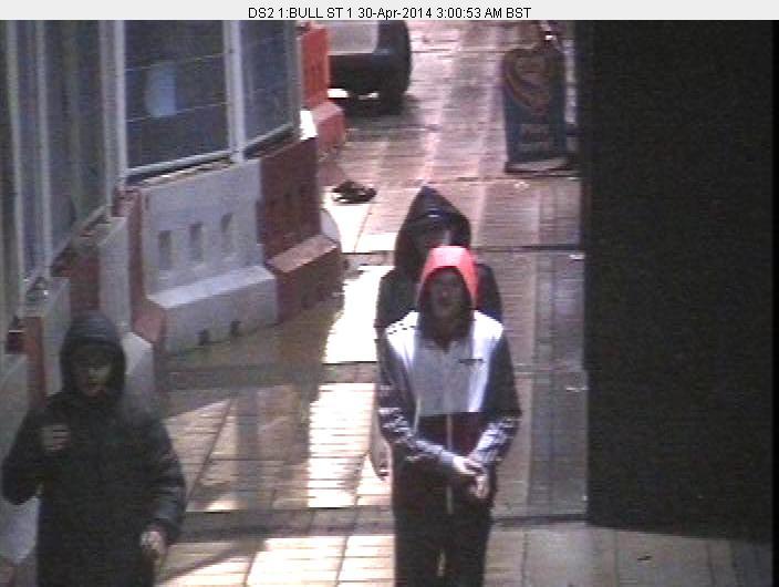 CCTV doctor attack birmingham