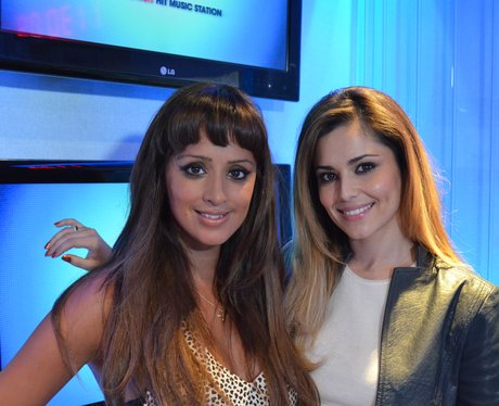 Cheryl Cole with Max