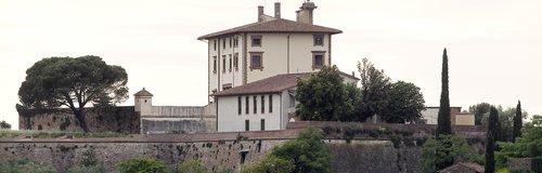 Forte di Belvedere in Italy
