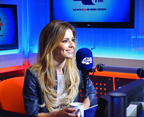 Cheryl Cole Capital Breakfast