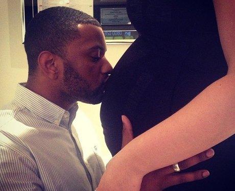 JB Gill and Chloe pregnant instagram