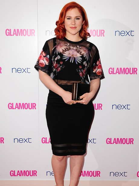 Katy B Glamour Women Of The Year Awards 2014