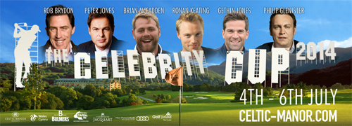 Celebrity Cup 2014