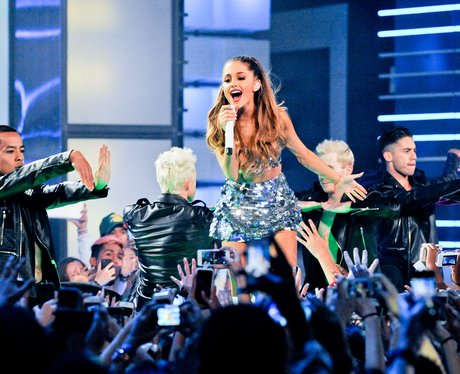 Ariana Grande Much Music Video Awards 2014