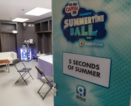 Backstage Summertime Ball 2014
