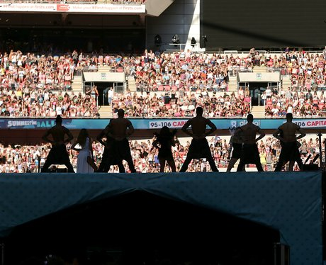 Little Mix Summertime Ball 2014 performance