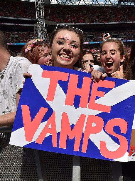 The Vamps Summertime Ball 2014 Performance