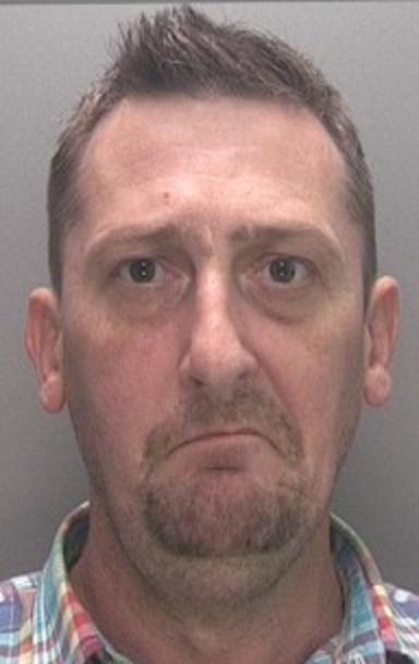 Darren Walker - wanted Birmingham