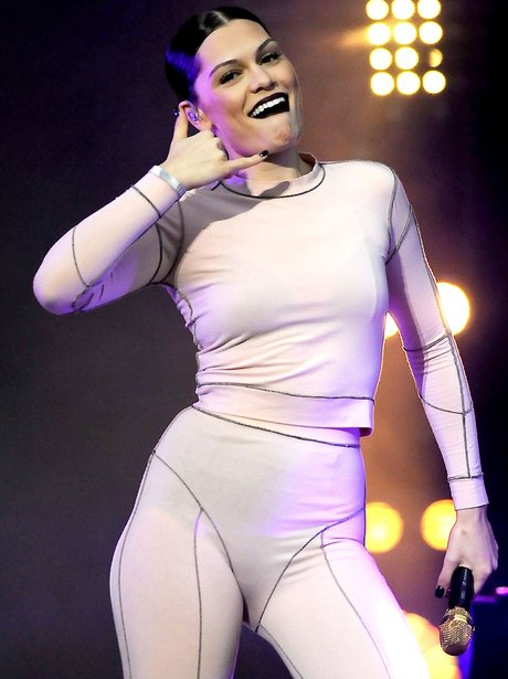 Jessie J in concert at the Open Air Theatre