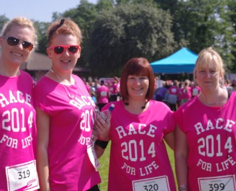 Race for Life Cwmbran - Part One