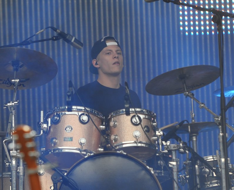 Rixton Live At North East Live 2014