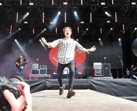 The Vamps at North East Live 2014